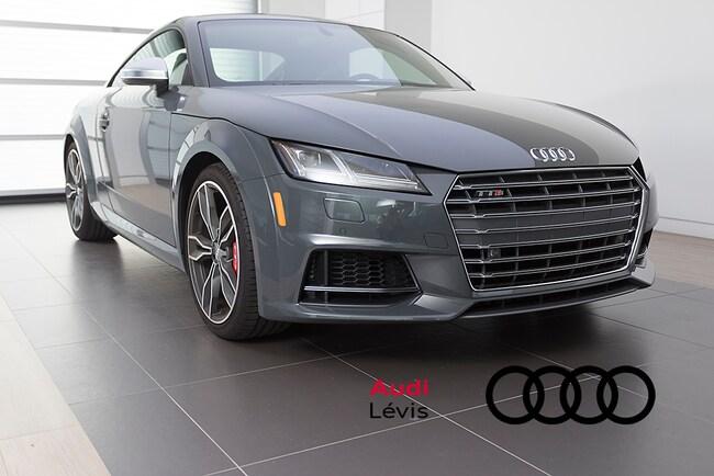 2017 Audi TTS 2.0T SPÉCIAL DÉMO ! Coupé