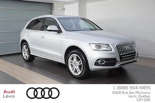 2014 Audi Q5 2.0 Progressiv ADMISSIBLE 6 ANS 160 000KM VUS