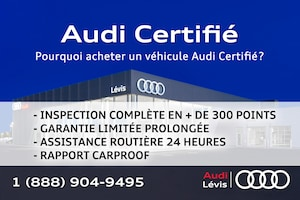 2014 Audi A4 2.0 Komfort 0.9% DISPONIBLE