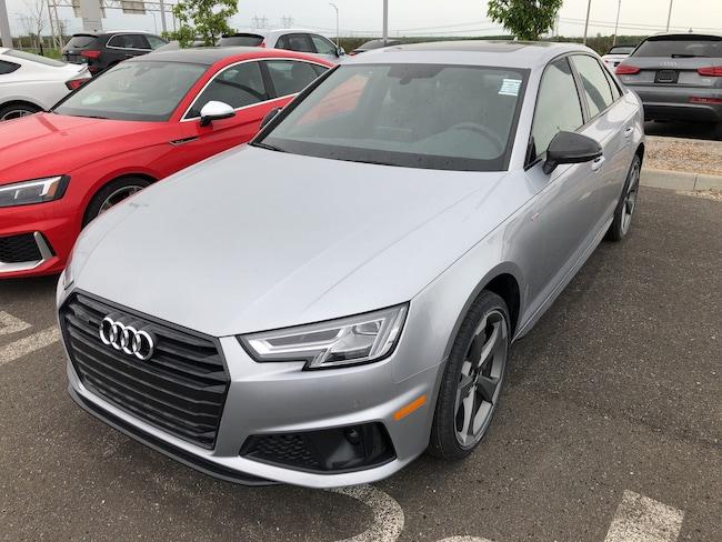 2019 Audi A4 45 Progressiv Sedan