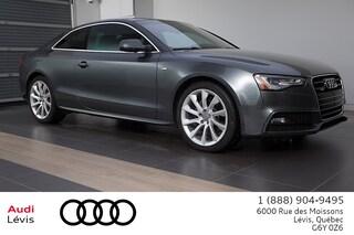2014 Audi A5 2.0 Progressiv ADMISSIBLE 6ANS 160 000KM Coupé