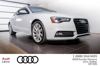 2014 Audi A5 2.0 Progressiv Sline ADMISSIBLE 6ANS 160 000KM Coupé