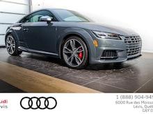 2017 Audi TTS 2.0T ADMISSIBLE 6ANS 160 000KM Coupé
