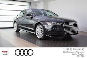 2018 Audi A6 2.0T Progressiv ADMISSIBLE 6ANS 160 000KM