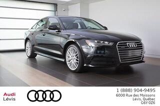 2018 Audi A6 2.0T Progressiv ADMISSIBLE 6ANS 160 000KM Berline