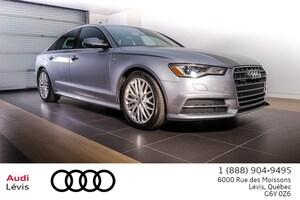 2017 Audi A6 3.0T Progressiv S-line  ADMISSIBLE 6ANS 160000KM