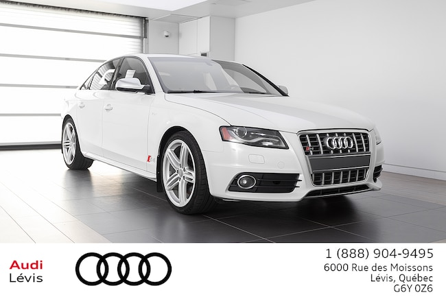 2012 Audi S4 3.0 (S tronic) Berline