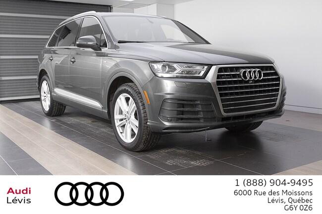 2017 Audi Q7 3.0T Progressiv 0.9% DISPONIBLE SUV