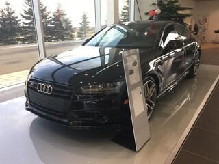2018 Audi S7 4.0T À hayon