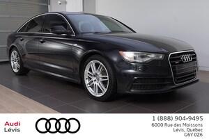 2013 Audi A6 2.0T Premium s-line ADMISSIBLE 6 ANS 160 000KM