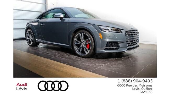 2017 Audi TTS 2.0T ADMISSIBLE 6ANS 160 000KM Coupe