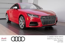 2018 Audi TTS 2.0T ADMISSIBLE 6 ANS 160 000KM Coupe