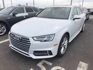 2018 Audi A4 2.0T Technik