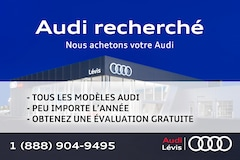 2016 Audi A3 1.8T Komfort ADMISSIBLE 6 ANS 160 000 KM Sedan