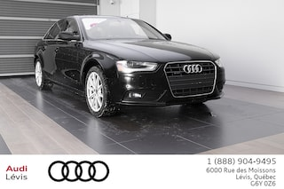 2014 Audi A4 2.0 Progressiv ADMISSIBLE 6 ANS 160 000KM Berline