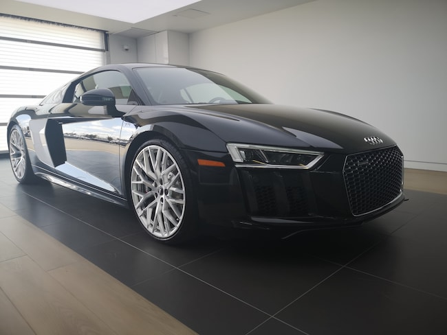 2017 Audi R8 5.2 V10 ADMISSIBLE 6 ANS 160000KM Coupe
