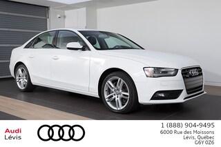 2014 Audi A4 2.0 Technik ADMISSIBLE 6 ANS 160 000KM Berline