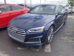 2018 Audi S5 3.0T Progressiv À hayon