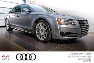 2014 Audi A8 TDI ADMISSIBLE 6ANS 160 000KM Berline