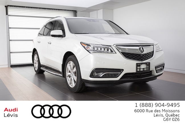 2016 Acura MDX Elite Package SUV