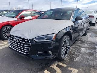 2018 Audi A5 2.0T Technik À hayon