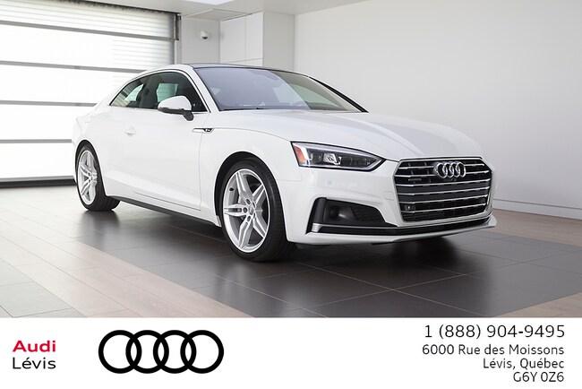2018 Audi A5 2.0T Technik ADMISSIBLE 6ANS 160 000KM Coupé