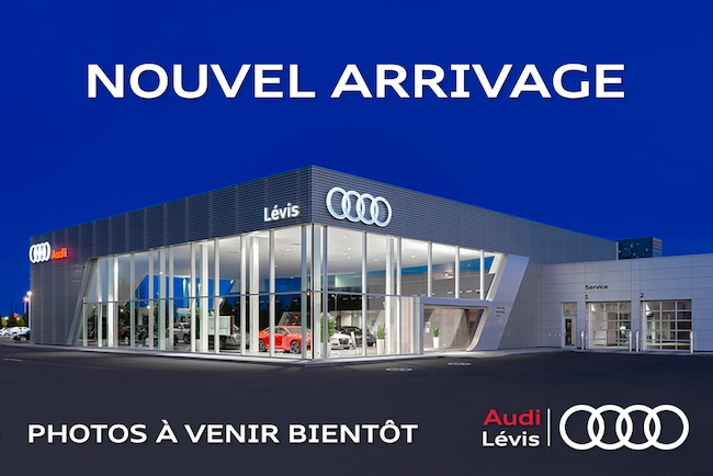 2016 Audi Q3 2.0T Komfort ADMISSIBLE 6 ANS 160000KM SUV