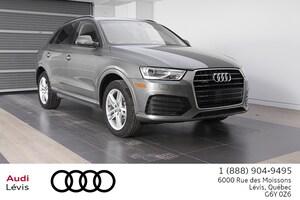 2018 Audi Q3 2.0T Komfort ADMISSIBLE 6 ANS 160 000KM