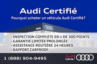 2018 Audi Q7 3.0T Komfort ADMISSIBLE 6 ANS 160 000KM VUS