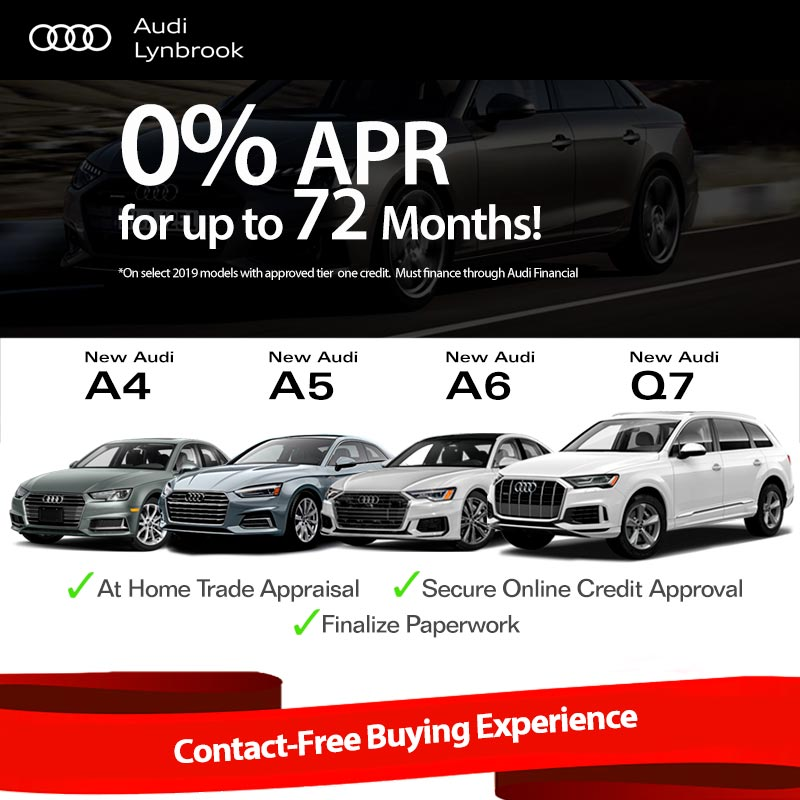 New 2020 Audi Q5 For Sale At Audi Lynbrook