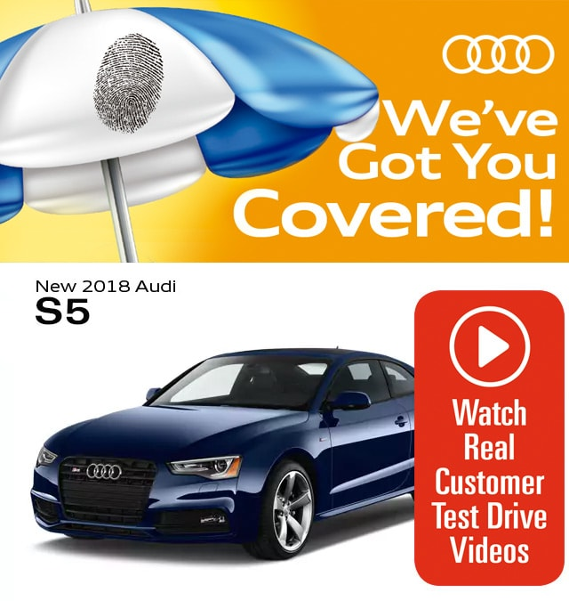 Audi S5 Lease Special