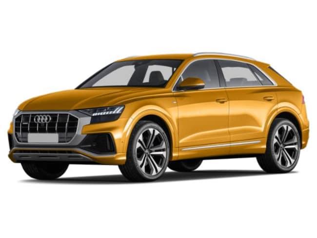 2019 Audi Q8 Premium Plus Sport Utility