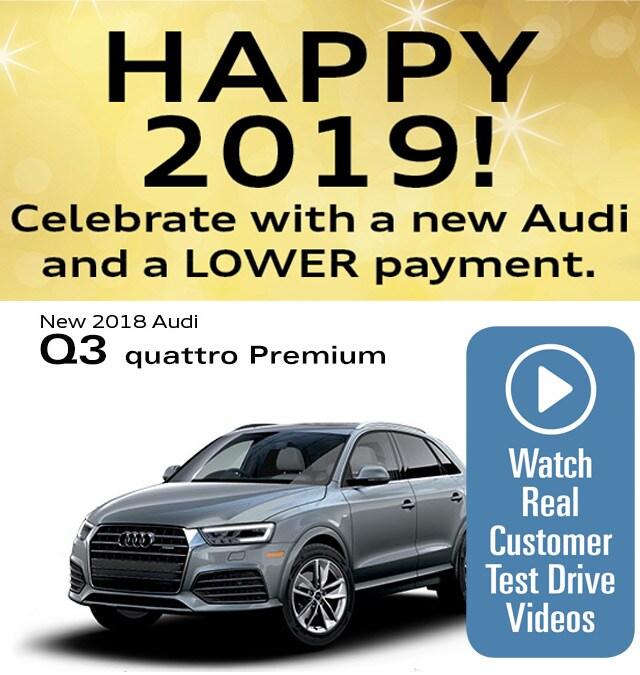 Audi Q3 2.0T Premium Lease Special