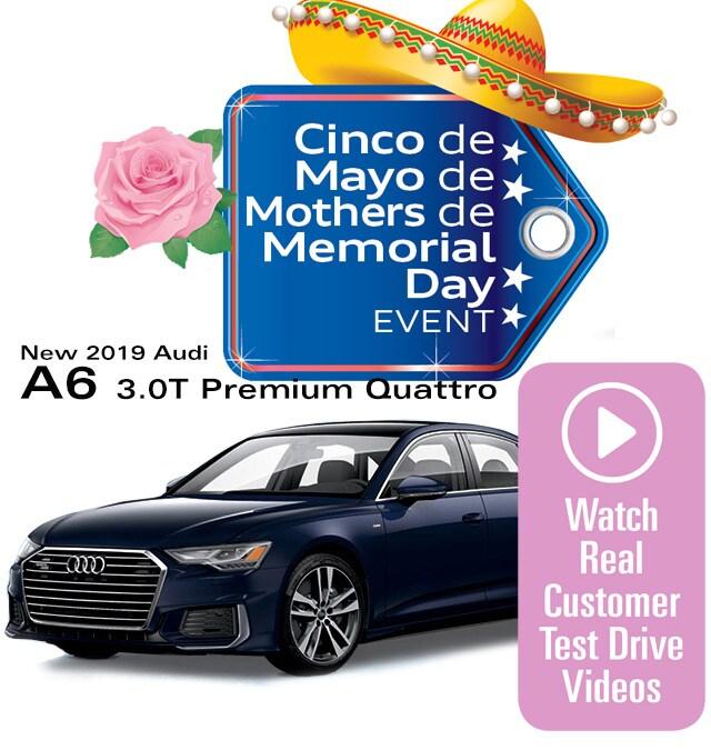 A6 3.0T Premium Quattro Lease Special
