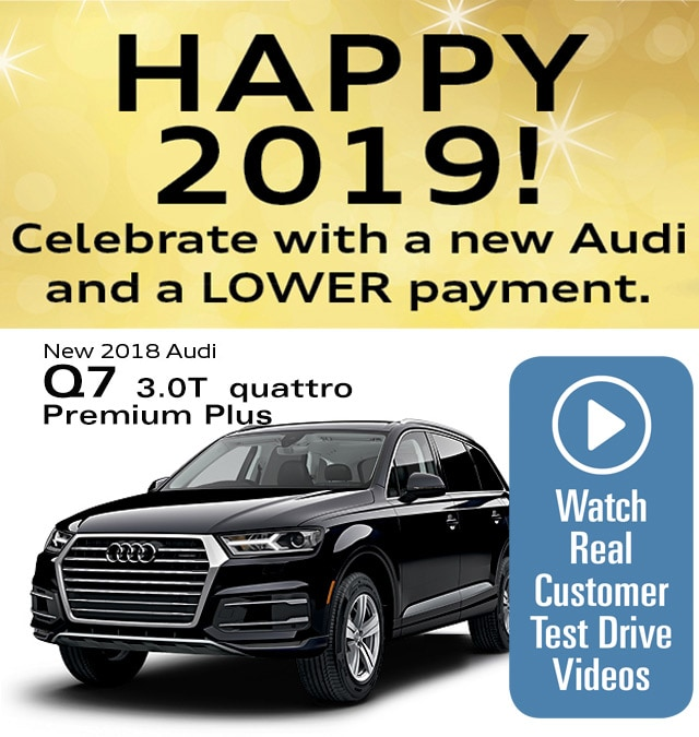 Audi Q7 Prestige Lease Special