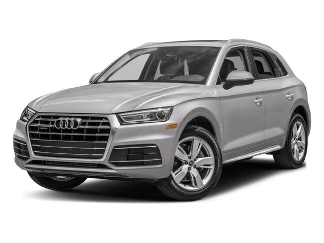 2018 Audi Q5 Tech Premium Plus Sport Utility