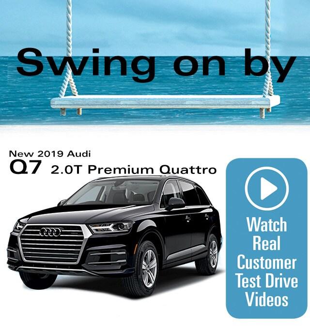 Q7 2.0T Premium Quattro Lease Special