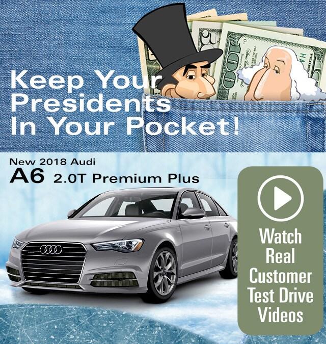 Audi Lease Specials