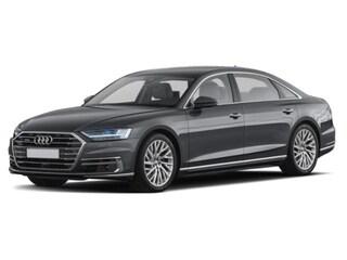 2019 Audi A8 55 Tfsi Quattro Car