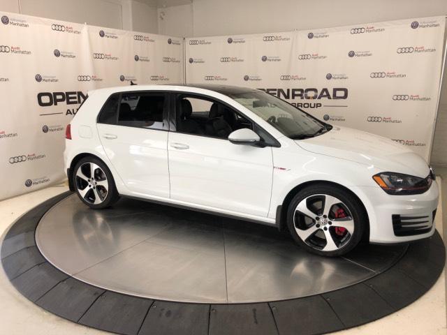 Used 2016 Volkswagen Golf GTI For Sale at Audi Manhattan