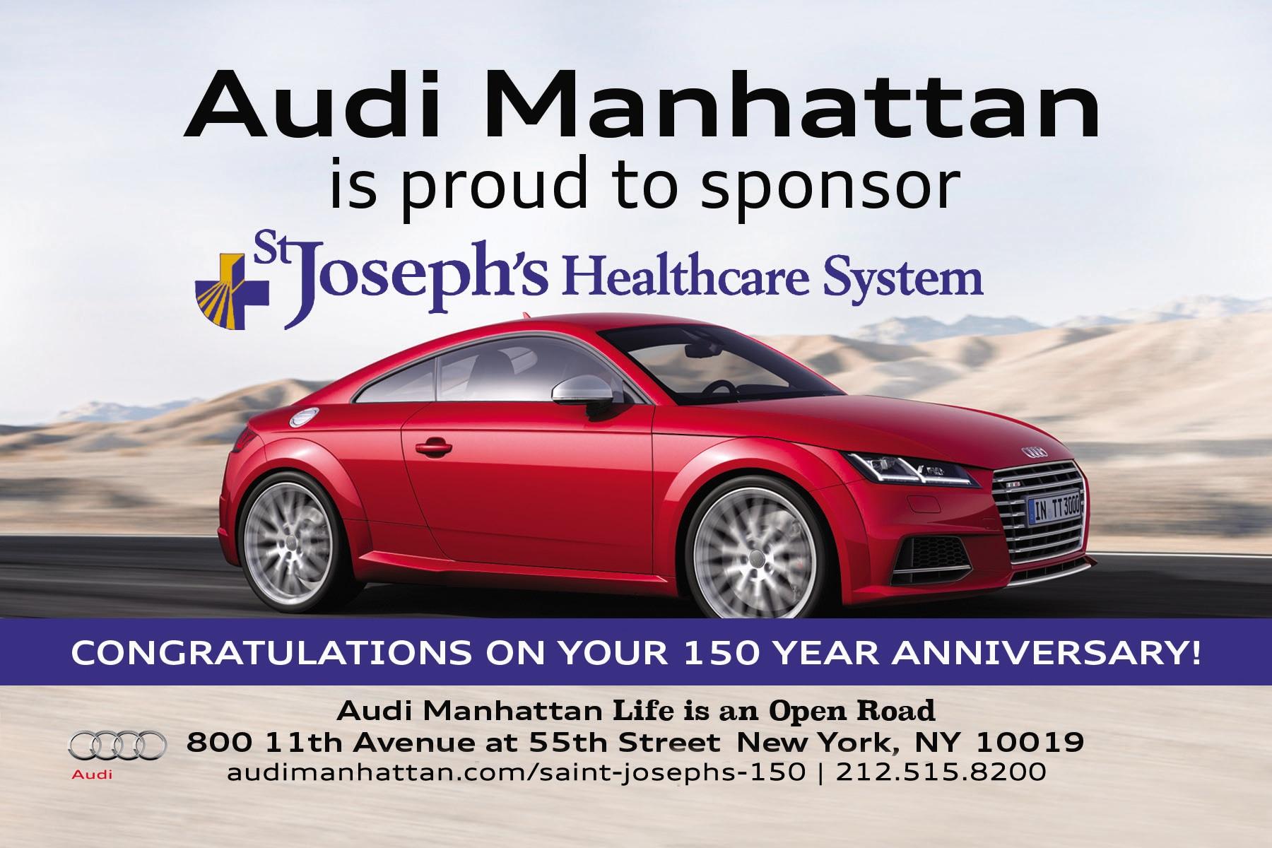 Audi Manhattan New Audi Dealership In New York NY - Audi dealers ny