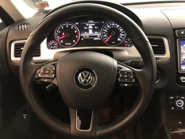 Used 2016 Volkswagen Touareg For Sale at Audi Manhattan