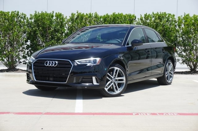 2019 Audi A3 Sedan Premium / Convenience Package / 18 Inch Wheels / R Sedan