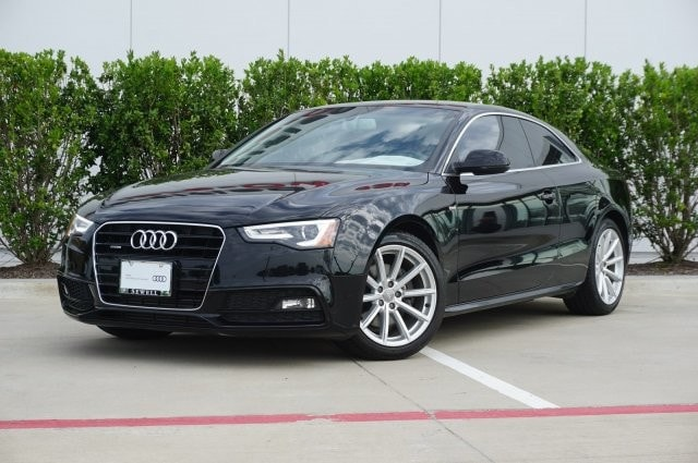 2016 Audi A5 Premium Plus / Technology Package / Heated Seats / Coupe