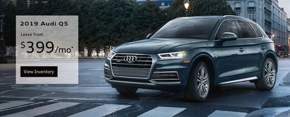 Audi Lease Offers | Audi McKinney