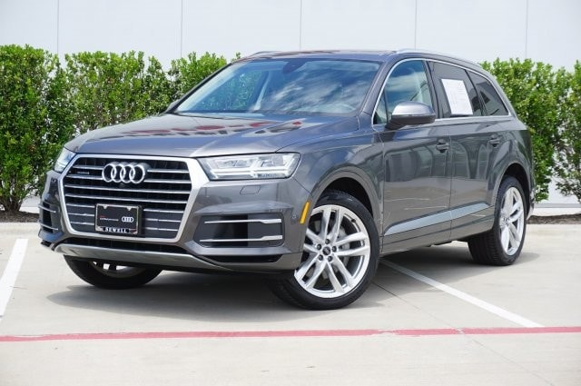 2019 Audi Q7 Premium Plus / Navigation / Towing Package / 20 In SUV