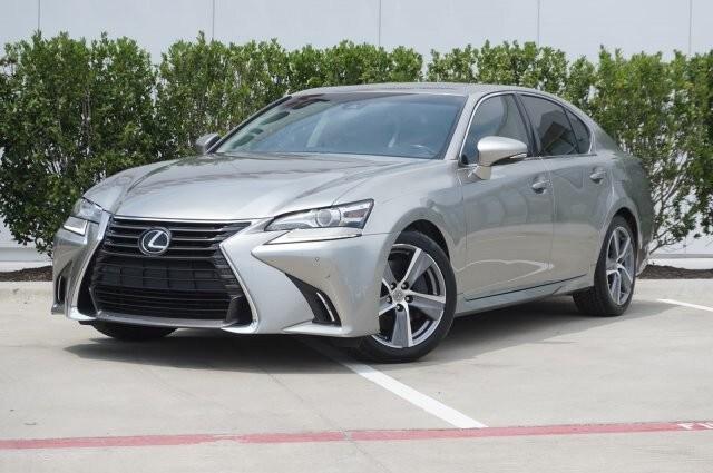 2017 LEXUS GS GS 350 / Navigation / Climate Seats / Park Assist Sedan