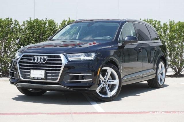 2019 Audi Q7 Prestige / Adaptive Chassis / 21 Inch Wheels / Col SUV