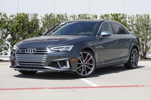 2019 Audi S4 Prestige Sedan