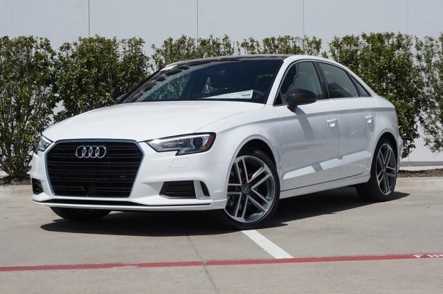2019 Audi A3 Sedan Premium Sedan